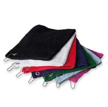 Golf-Handtücher bestickt mit Wunschname