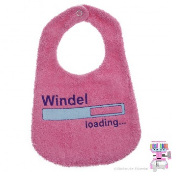 Lätzchen Windel loading...