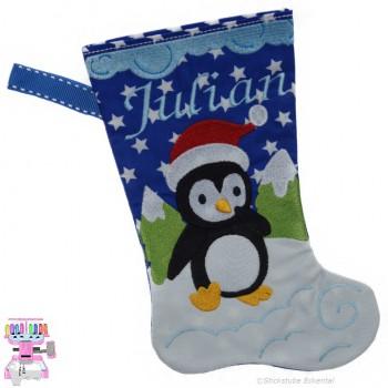 Nikolausstiefel Pinguin Name Julian Größe S
