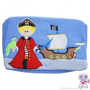 Handtasche Windeltasche Wickeltasche Pirat